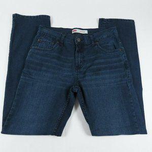 Levi's 511 Boys Size18 Slim Fit Straight Leg Jeans